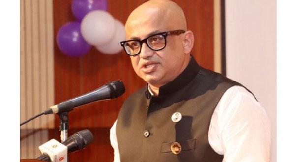 তথ্য ও সম্প্রচার প্রতিমন্ত্রী ডা. মুরাদ হাসান