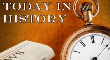 ইতিহাসের আজকের দিনে (১৬ সেপ্টেম্বর)