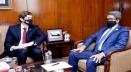 বাংলাদেশে করোনা টিকা উৎপাদনের সম্ভাব্যতা খতিয়ে দেখছে যুক্তরাষ্ট্র