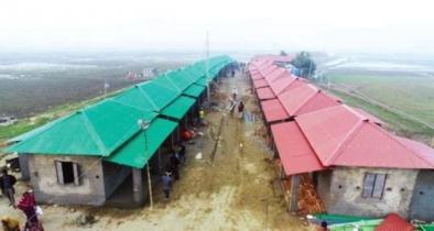 নেত্রকোনায় ৯৬০ গৃহহীন পরিবার পাচ্ছে নতুন ঘর