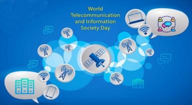 বিশ্ব টেলিযোগাযোগ ও তথ্য সংঘ দিবস আজ