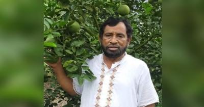 নান্দাইলে মাল্টা চাষ করে হেলাল ভূঁইয়ার বাজিমাত