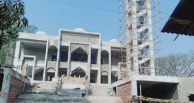 মুজিববর্ষে উদ্বোধনের অপেক্ষায় নওগাঁর দু'টি মডেল মসজিদ