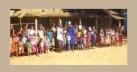 দুর্গাপুরে রিক্সাচলক তারা মিয়ার শিক্ষা উপকরন বিতরন