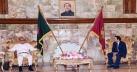 রাষ্ট্রপতির সঙ্গে যুক্তরাষ্ট্র ও ইথিওপিয়ায় নিযুক্ত রাষ্ট্রদূতদের সাক্ষাৎ