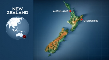 নিউজিল্যান্ডে এবার ৮.১ মাত্রার ভূমিকম্প